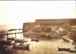 Old harbour photo by John Thomson