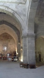 Armenian church in Erzurum as museum