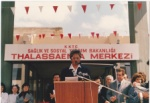 Opening of the Thalassemia Centre