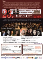 20 and 21 June Concert