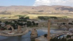 Bridge over Tigris in Hasankeyf
