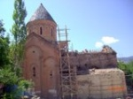 Church being renovated