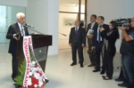 Opening speech by HE Dervis Eroglu at the Atatürk Cultural Centre