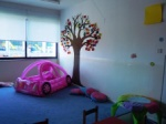 Nursery play room