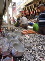 Open Market in Ankara