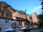 Our hotel in Amasya