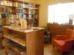 Part of the bookstore