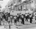 Protest March in Limassol on 20 April 1975