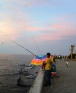 The anglers of Girne