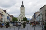 Historical city centre of Deggendorf