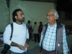 Ali Nesim meeting Halkios, the migrating Cypriot