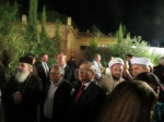 Greek and Turkish Cypriot religious leaders