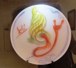 Salvador Dali - he made this plate for Rosenthal Porcellaine