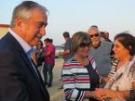 H.E. Mustafa Akinci and Meral, First Lady