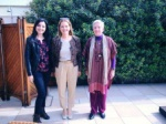 On the occasion of the artists Meeting in Nicosia