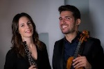 Nihat Agdac and Natalie Neophytou, the Musical Directors