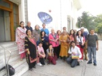 Part of the international art group in Karachi