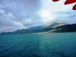 After the Thunderstorm on Lake Van