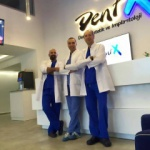 The three dentX doctors