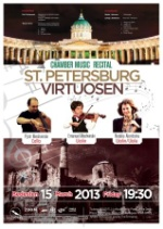 Concert on Mar 15 at the Bedesten